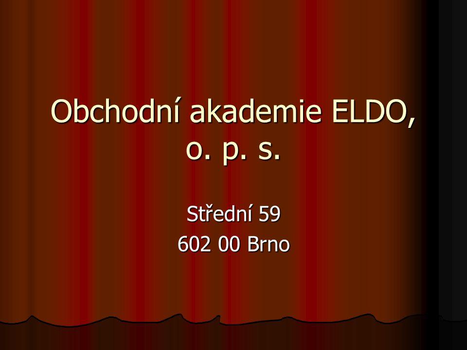 Obchodní akademie ELDO, o. p. s.