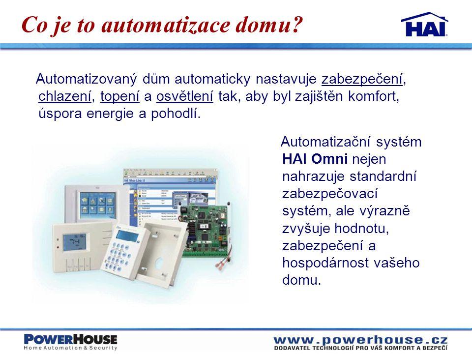 Co je to automatizace domu