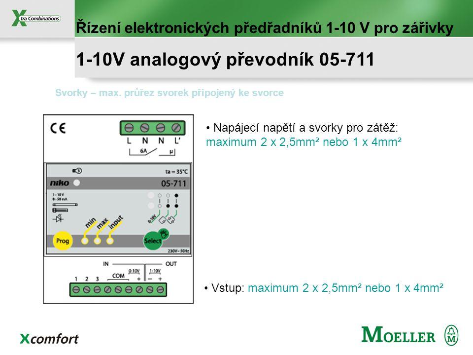 1-10V analogový převodník 05-711