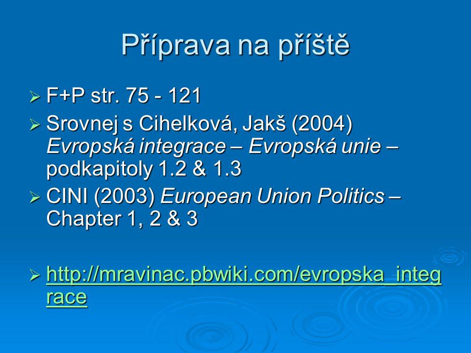 Příprava na příště F+P str. 75 - 121