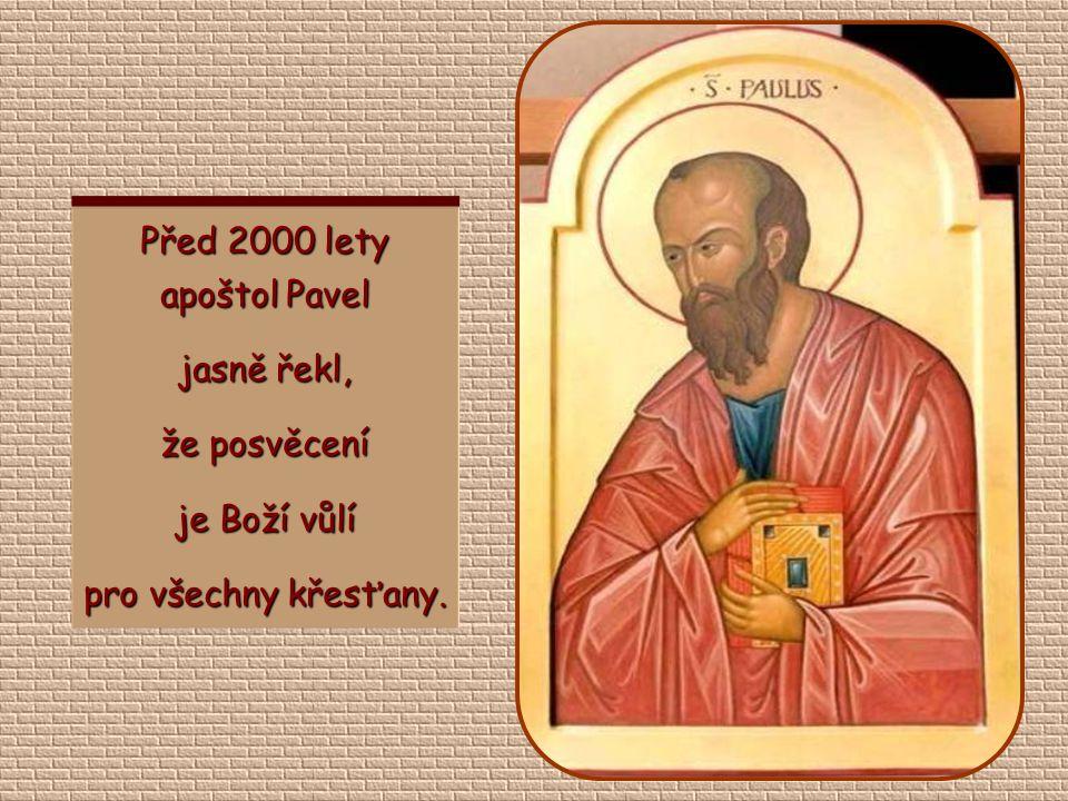 Před 2000 lety apoštol Pavel
