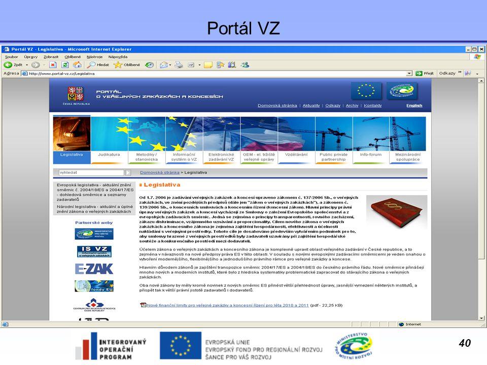Portál VZ