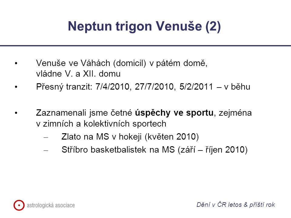 Neptun trigon Venuše (2)