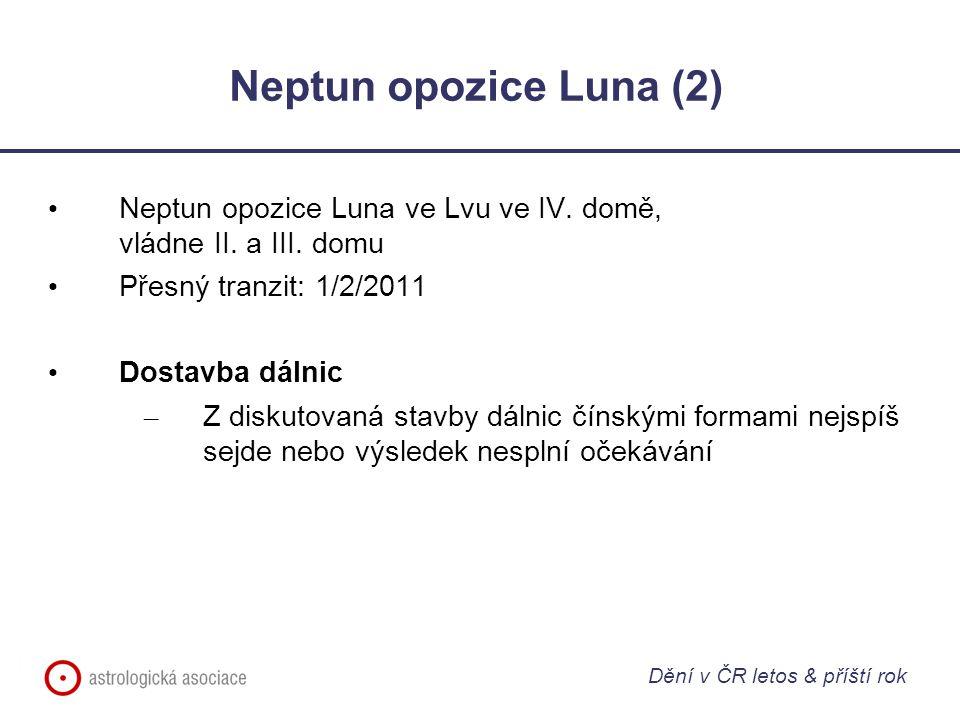 Neptun opozice Luna (2) Neptun opozice Luna ve Lvu ve IV. domě, vládne II. a III. domu.