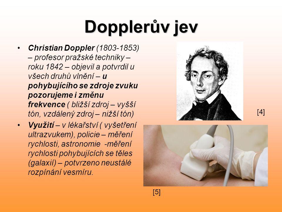 Dopplerův jev