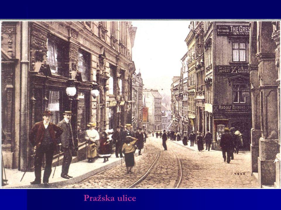 Pražska ulice