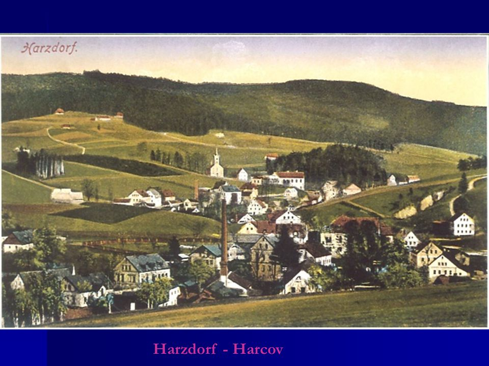 Harzdorf - Harcov