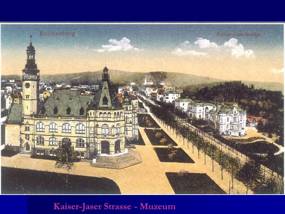 Kaiser-Jaser Strasse - Muzeum