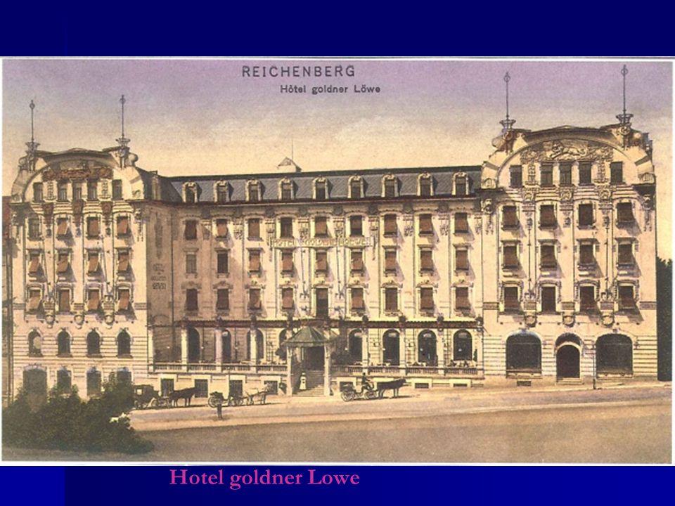 Hotel goldner Lowe