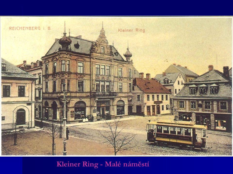 Kleiner Ring - Malé náměstí