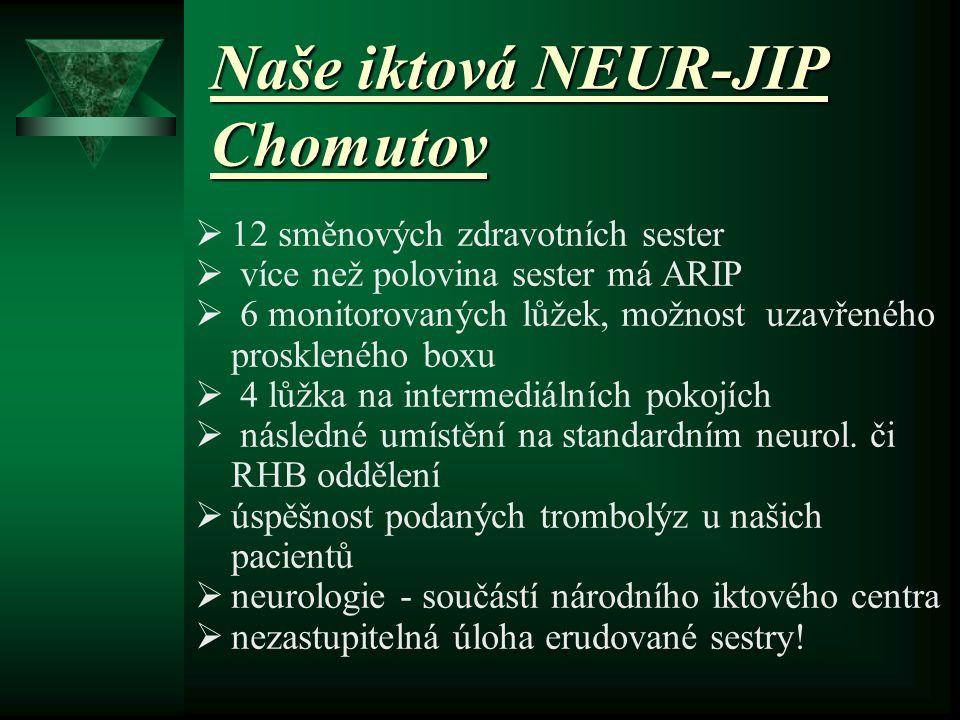 Naše iktová NEUR-JIP Chomutov