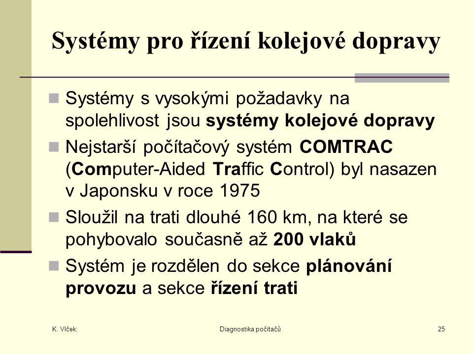 Systémy pro řízení kolejové dopravy