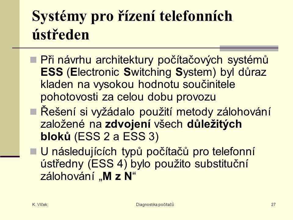 Systémy pro řízení telefonních ústředen