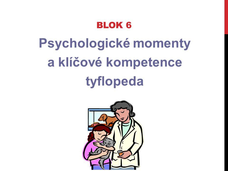 Psychologické momenty