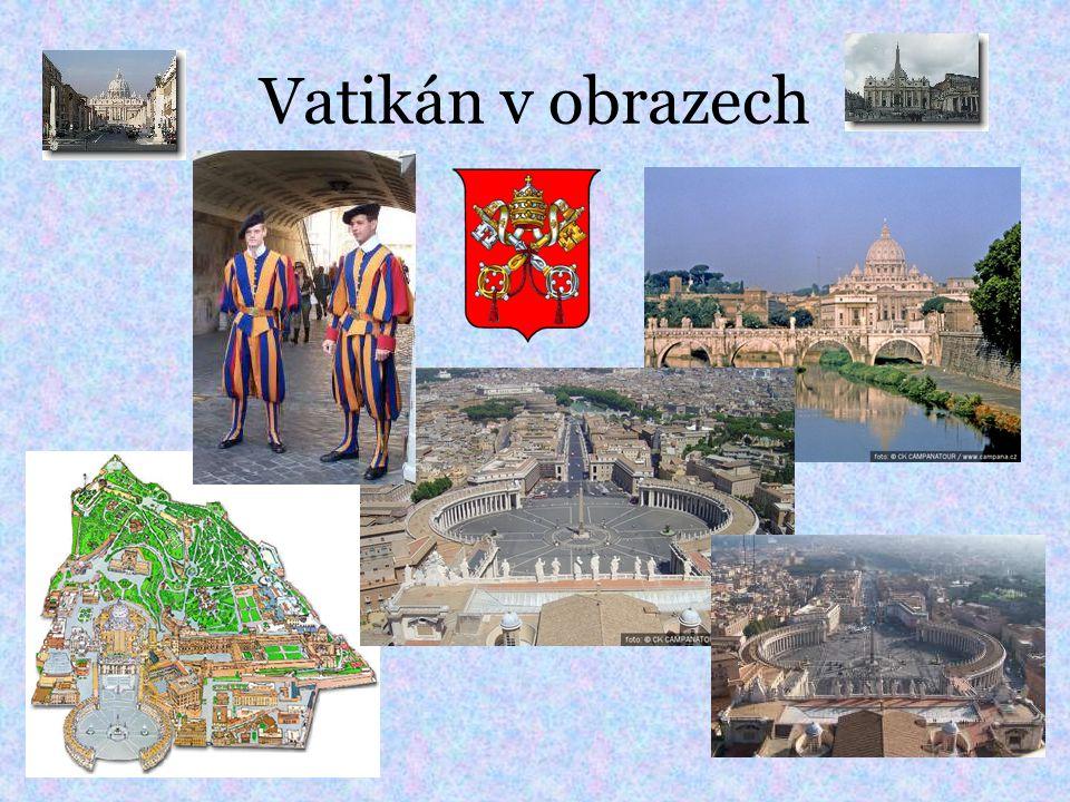 Vatikán v obrazech