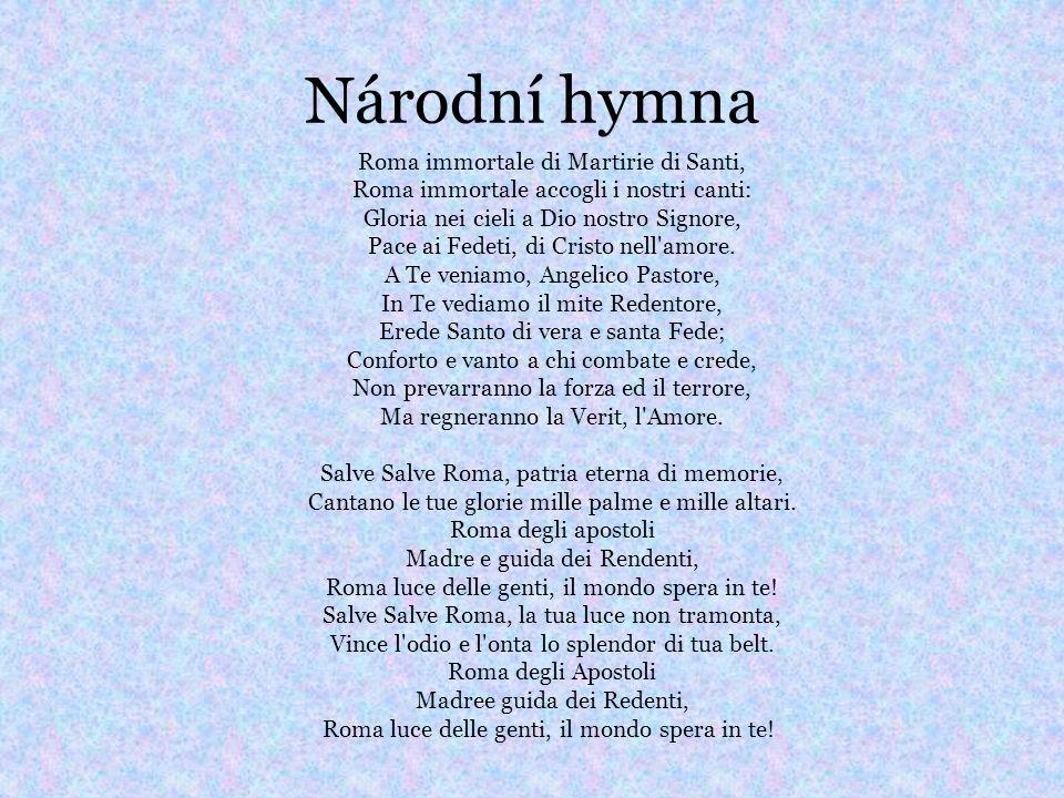 Národní hymna
