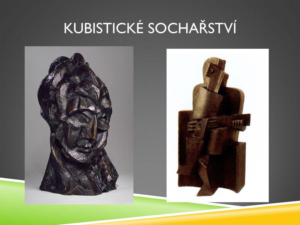 Kubistické sochařství