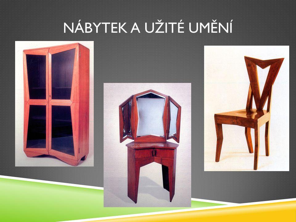 Nábytek a užité umění