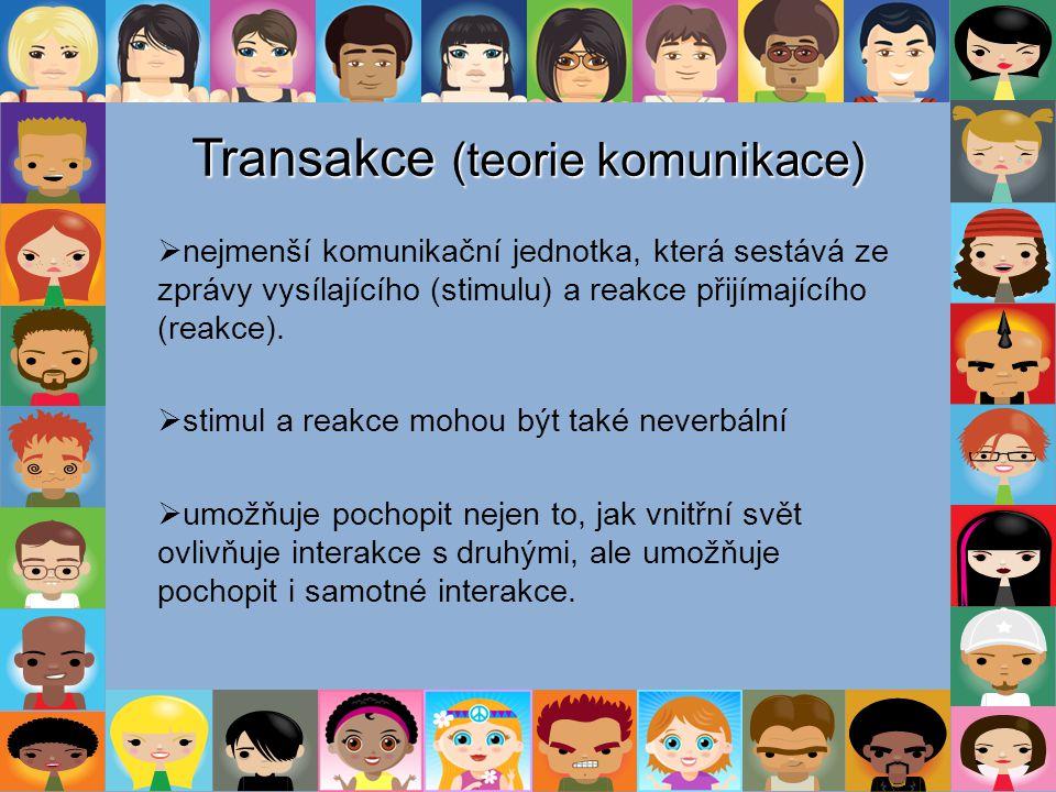 Transakce (teorie komunikace)