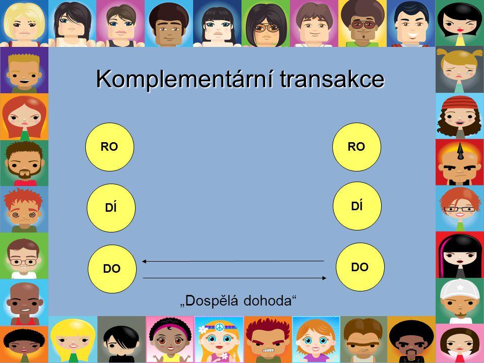 Komplementární transakce