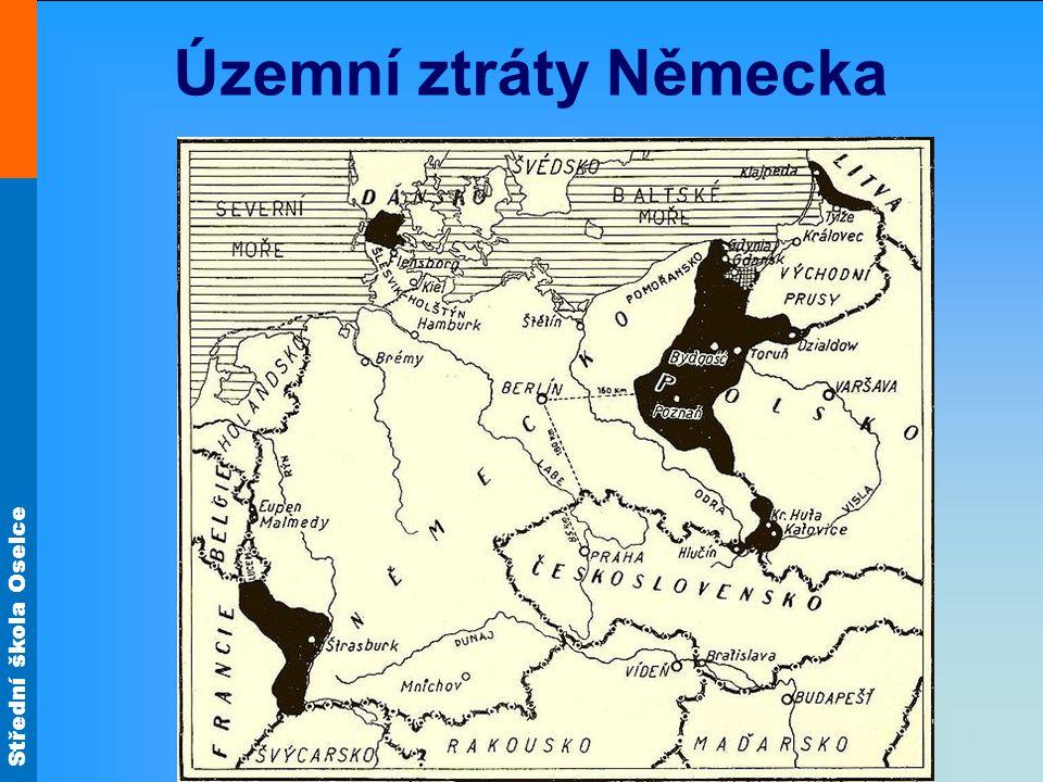 Územní ztráty Německa