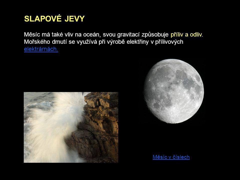 SLAPOVÉ JEVY