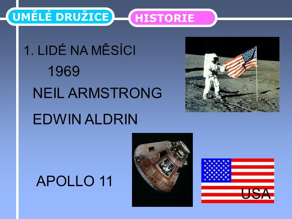 1969 NEIL ARMSTRONG EDWIN ALDRIN APOLLO 11 USA 1. LIDÉ NA MĚSÍCI