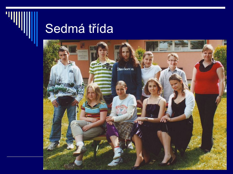 Sedmá třída