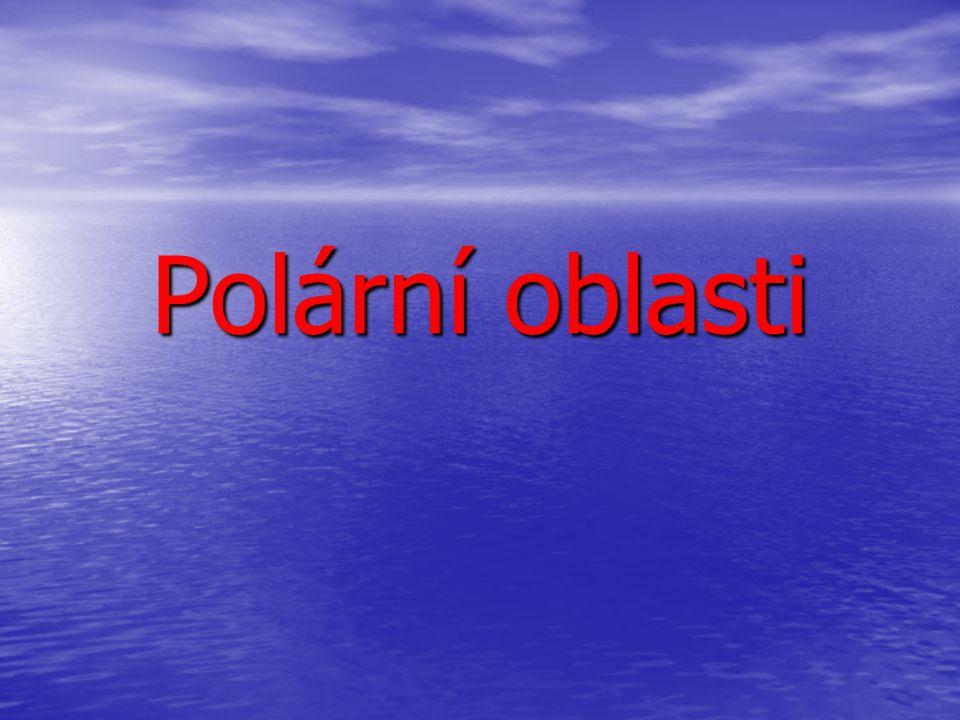 Polární oblasti