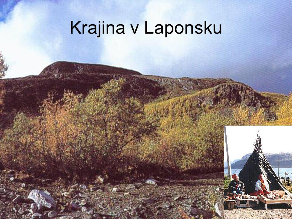 Krajina v Laponsku