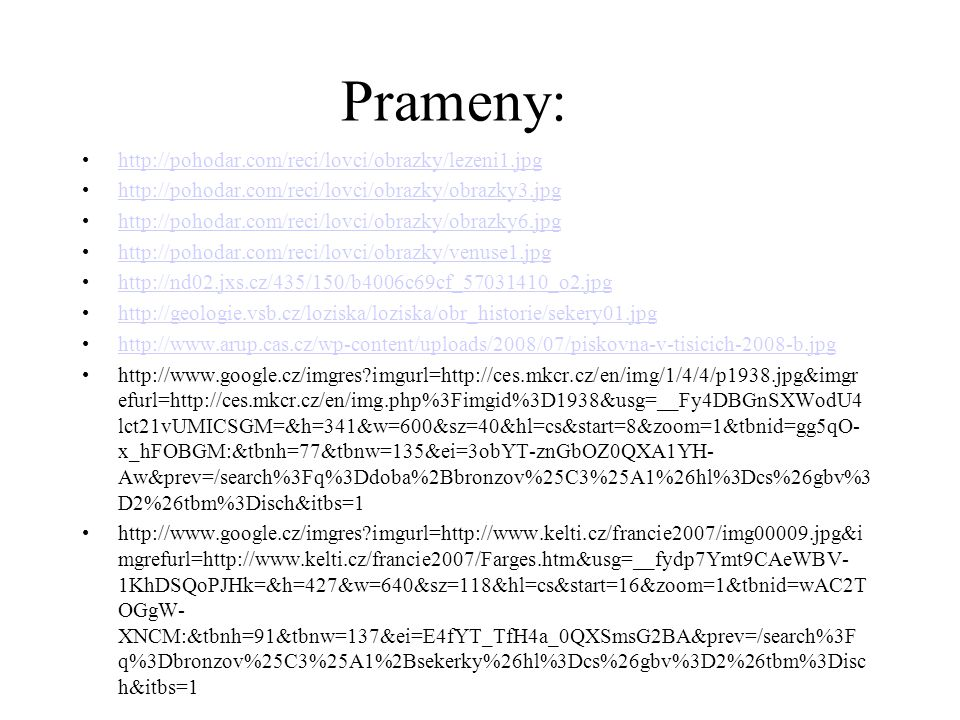 Prameny: http://pohodar.com/reci/lovci/obrazky/lezeni1.jpg