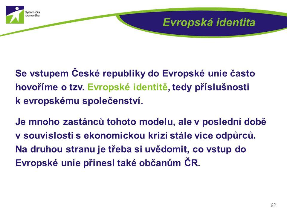 Evropská identita