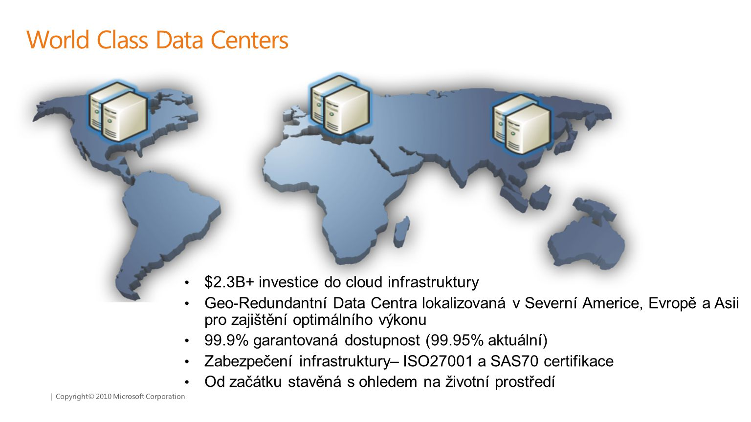 World Class Data Centers