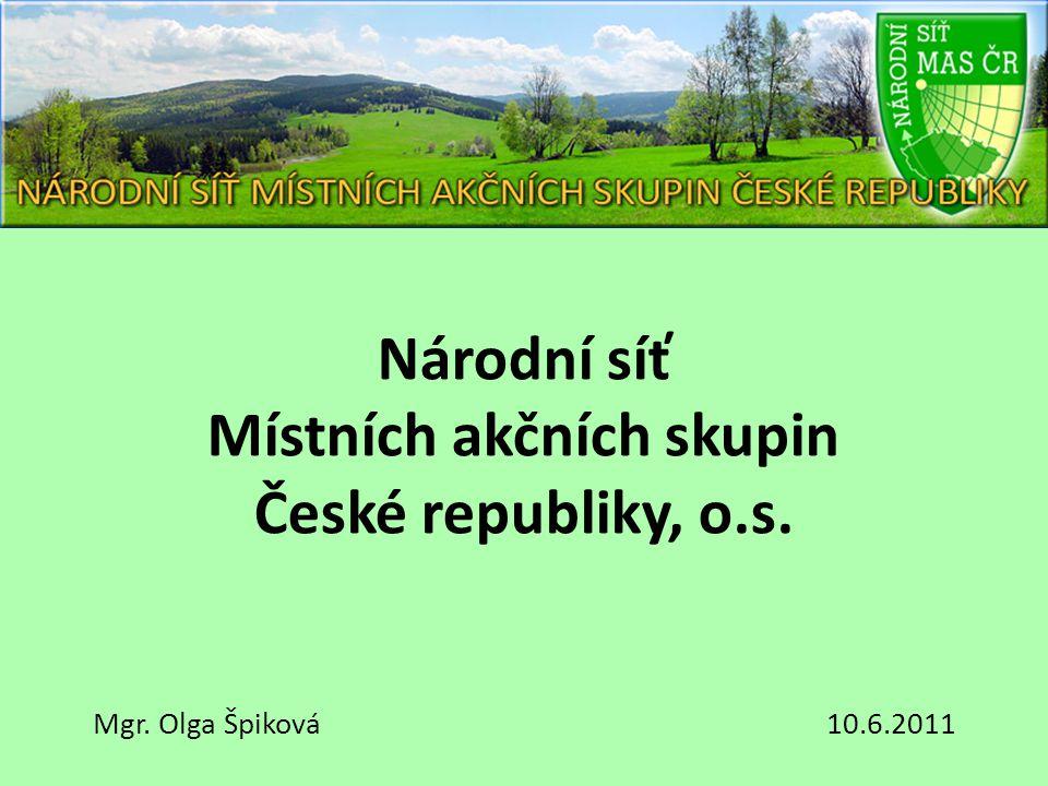 Národní síť Místních akčních skupin České republiky, o.s.