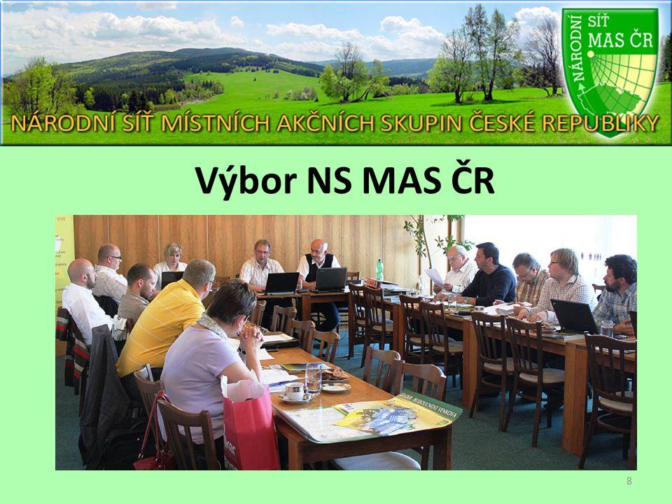 Výbor NS MAS ČR