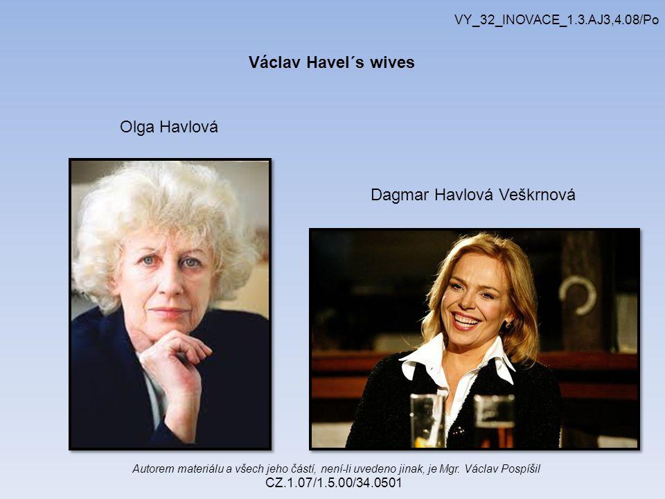 Dagmar Havlová Veškrnová