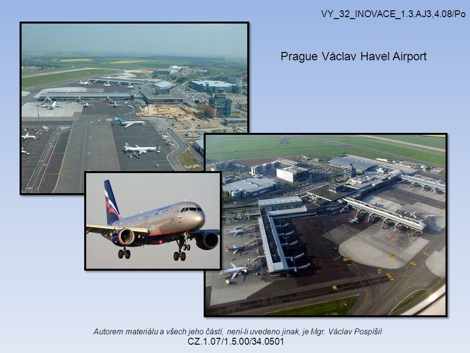 Prague Václav Havel Airport