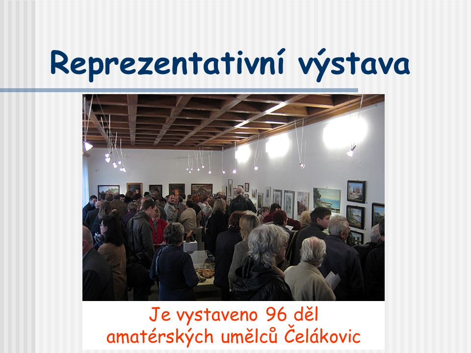 Reprezentativní výstava