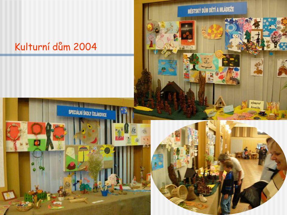 Kulturní dům 2004