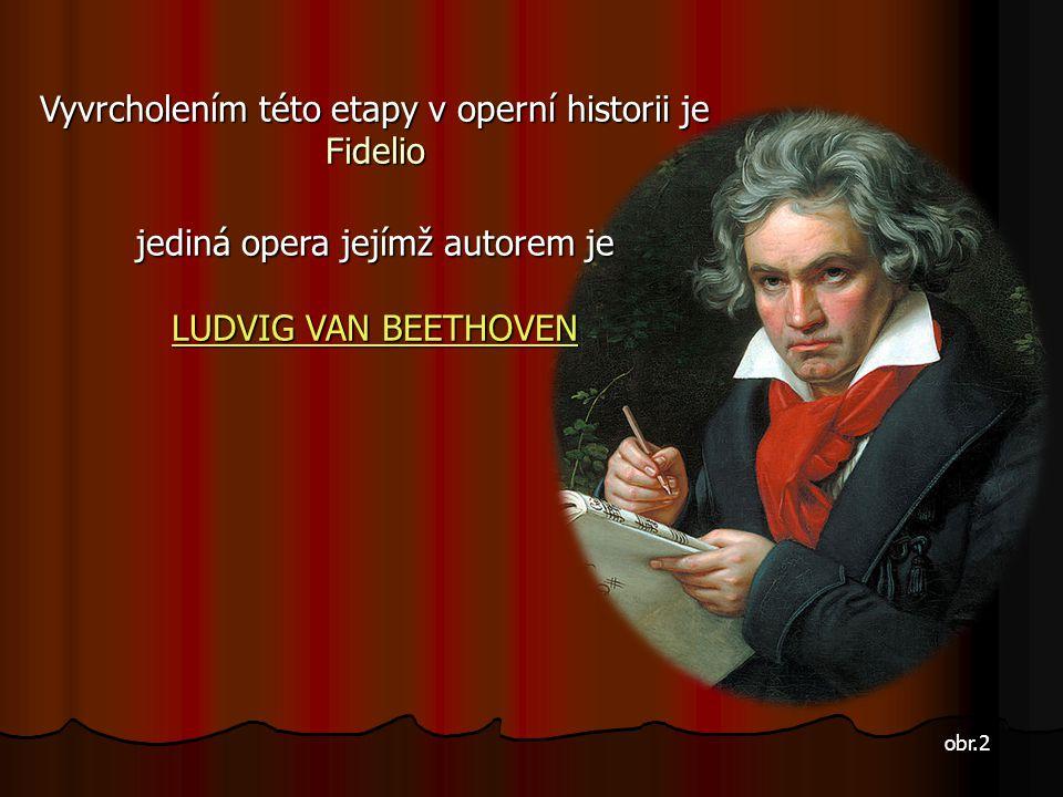 jediná opera jejímž autorem je