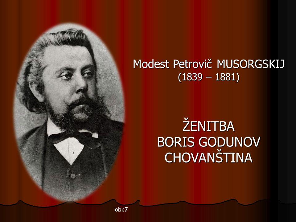 Modest Petrovič MUSORGSKIJ