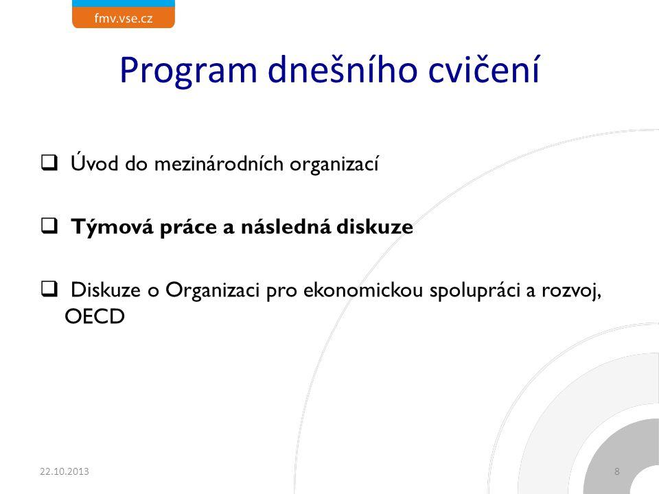 Mezivládní organizace