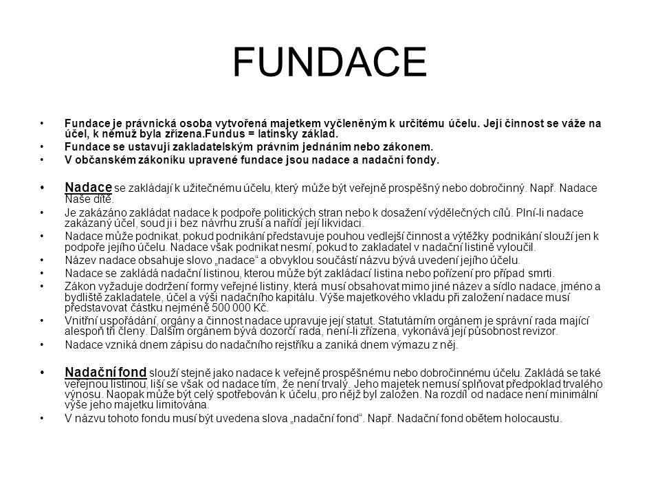 FUNDACE