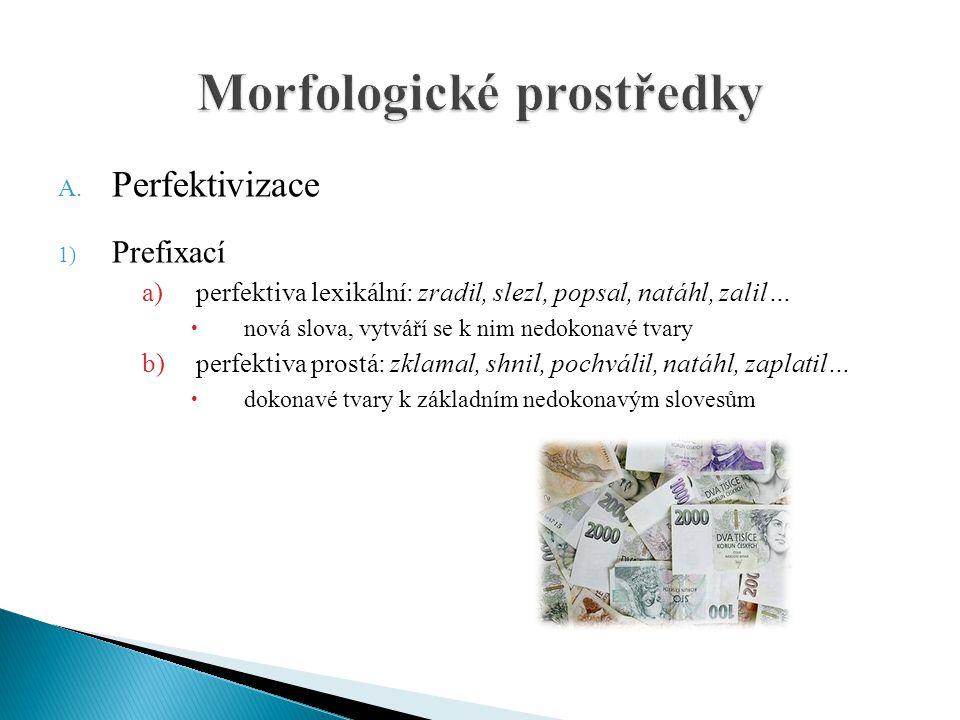 Morfologické prostředky