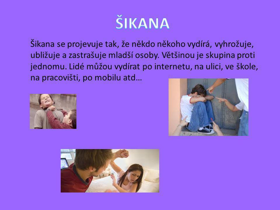 ŠIKANA