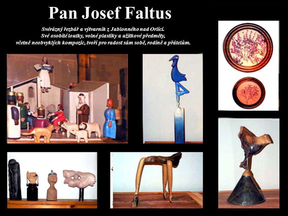 Pan Josef Faltus