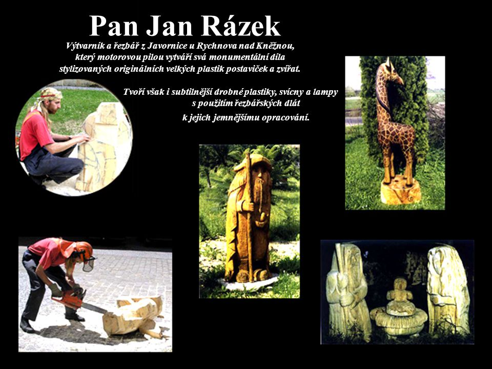 Pan Jan Rázek