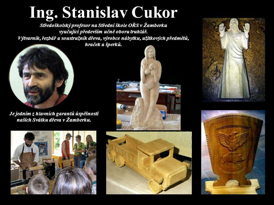 Ing. Stanislav Cukor