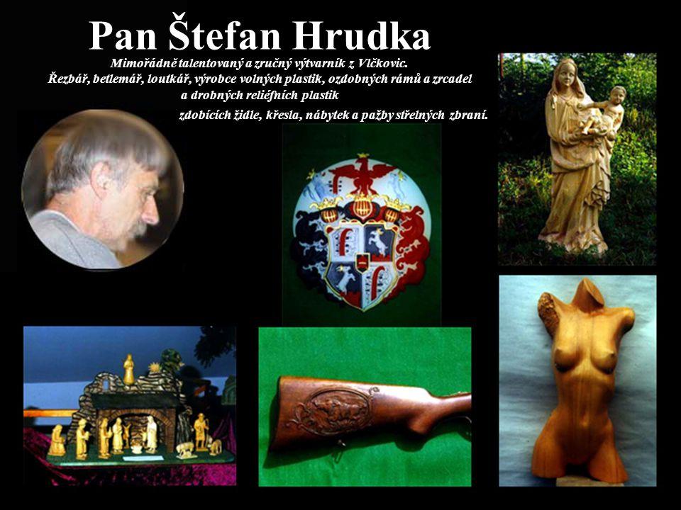Pan Štefan Hrudka