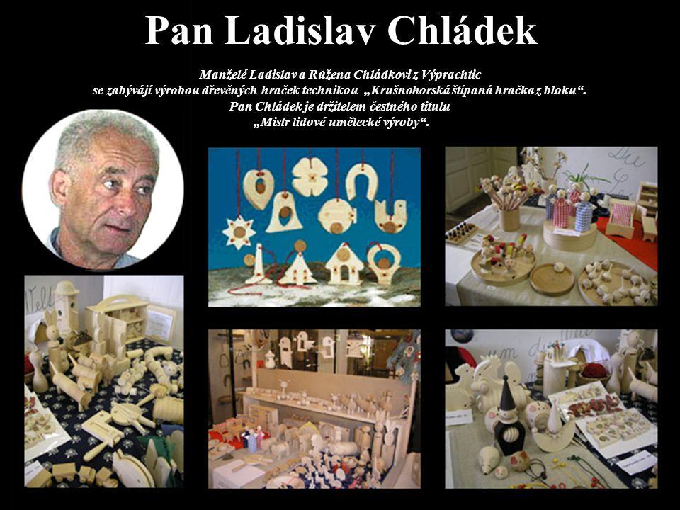 Pan Ladislav Chládek
